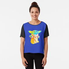 Mythological Persian characters, mythological illustration and birds pattern' Chiffon Top by ahmetaglamaz Peacock Images, Hippie Lifestyle, Wise Women, Vintage Butterfly, Bird Patterns, Chiffon Tops, Fitness Models, T Shirts For Women, Sleeves