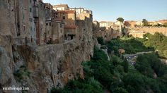 pitigliano Mount Rushmore, Mountains, Mansions, House Styles, Travel, Traveling, Nature, Destinations, Adventure