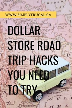 10 Dollar Store Road Trip Hacks You Need to Try - Dollar store road trip hacks that you rally need to try to ensure a successful trip with kids! Road Trip On A Budget, Road Trip Packing List, Road Trip Food, Road Trip Essentials, Road Trip With Kids, Family Road Trips, Road Trip Hacks, Family Travel, Family Vacations