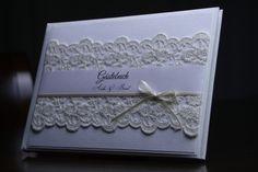 Hochzeitsgästebuch - Gästebuch - Jutta - ein Designerstück von EvasCardArt bei DaWanda