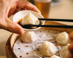 If you're after amazing dumplings then look no further than Authentic Bites Dumpling House in Northbridge. It's no wonder people queue up outside from as early as midday to get their hands on those delicious pan fried dumplings, not to mention the dumpling soups! Try and get a seat where you watch the pros in the kitchen working their magic, and don't leave without trying the pan fried kimchi dumplings.