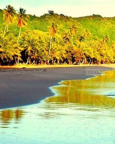 Playa Puy Puy, Edo. Sucre Venezuela