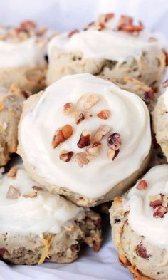 Hummingbird Cookies-Ready for a southern Hummingbird Cake baked into a soft cookie? These sweet treats have all the banana and pineapple taste of a classic dessert Hummingbird Cake, but are bite-sized and topped with a sweet cream cheese frosting and chopped pecans.