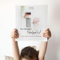 Livre tissage: Les tissages de DeerJane/ weaving book