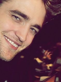 That smile makes me weak in the knees :)