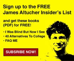 The James Altucher Insider's List
