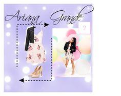 """#2 Ariana Grande"" by katyjuarez on Polyvore featuring Lipsy, Rupert Sanderson, men's fashion y menswear"