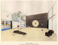 Charlotte Perriand - Centro George Pompidou