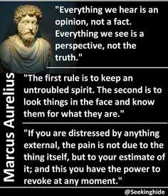 wisdom of Marcus Aurelius Wise Quotes, Quotable Quotes, Great Quotes, Motivational Quotes, Inspirational Quotes, Strong Quotes, Uplifting Quotes, Attitude Quotes, Unique Quotes