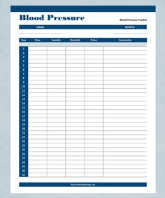 Medical Records – Printables by Design Blood Pressure Log, Natural Blood Pressure, Sleep Diary, Medical Journals, Feeling Stressed, Medical History, Happy Planner, Traveling By Yourself, The Cure