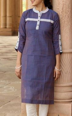 Cotton kurtha