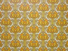 Vintage Original Wallpaper POP ART 50s 60s 70s Retro Eames Liberty Mid20C 6 | eBay