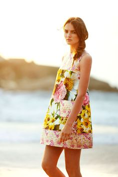 Vestido de la colecci�n Dolce & Gabbana para Net-A-Porter