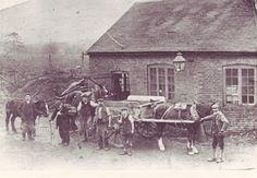 The Forge, East Meon 1930