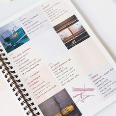 The perfect notebook for summer travels - A 1000 Kinds of Stories www.inviteL.us