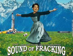 The Sound Of Fracking, Michele Bachmann, James Inhofe, Koch Brothers, GOP, Fox News, Tea Party, Conservative, Satire