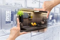 What are the various do-it-yourself steps to #KitchenRenovation?