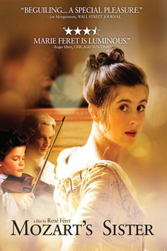 Mozart's Sister - René Féret | Drama |491659494: Mozart's Sister - René Féret | Drama |491659494 #Drama
