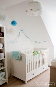 Inspirational Einblicke ins Babyzimmer