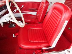 1965 Ford Mustang for sale in Fort Smith - 0000005507T181709 - Harry Robinson Buick GMC