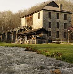 Spring Mill State Park, Mitchel, IN