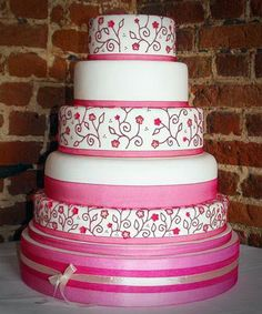 Image result for colourful wedding cake pictures