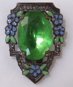 Vintage Art Deco Brooch