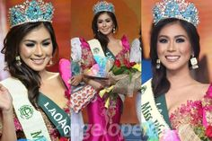 Loren Artajos replaces Imelda Schweighart as the new Miss Philippines Earth 2016