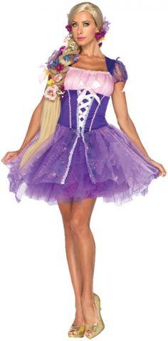 Rapunzel Costume - Sexy Costumes