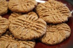 Nobake peanut butter oatmeal cookies   1 C PB, 1/2 C honey, 1 C oatmeal, 4 scoops Shake mix  http://seanandmartha26.bodybyvi.com/