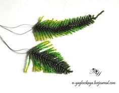 МК Листья папоротника