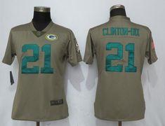 Women Green Bay Packers 21 Clinton-Dix Nike Olive Salute To Service Limited NFL Jerseyscheap nfl jerseys,cheap nfl jerseys free shipping,cheap nfl jerseys china,from cheapnflshop.ru