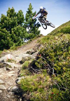 Rider: Thomas Prof Schmitt   Location: Urlaubsarena Wildkogel, Austria