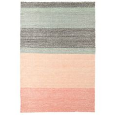 Linie Design Pulvis Pink Rug | Patterned Rugs | Rugs | Living Room | Heal's