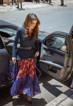 Queen Rania's 45th birthday: exclusive pictures - Photo 43