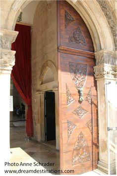 Dubrovnik door