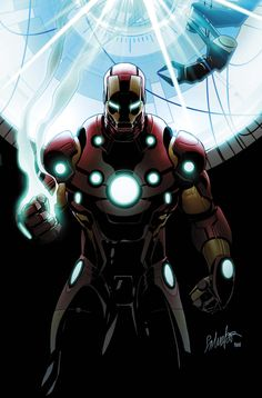 Invincible Iron Man - All Charged Up