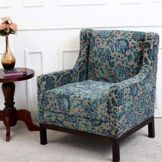 Wing Chairs, Wooden Street, Coimbatore, Goa, Hyderabad, Wingback Chair, Armchairs, Accent Chairs, Wings