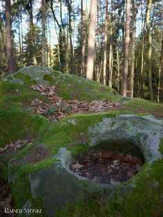 Zypriansteine, Opfersteine oder auch Teufelssteine | Kult-Urzeit