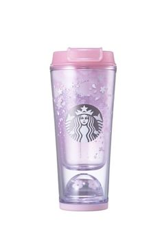 [STARBUCKS] 2017 Cherry Blossom Waterball Tumbler 355ml Limited Edition #starbucks