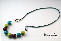 Vernada Design PIRTEÄ-käsikoru, 20mm, moniväri / Vernada Design - Vernada Design…