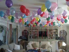 décorations ballons pour fetes privées www.daniki.com