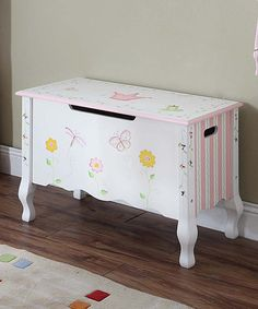 Another great find on #zulily! Princess & Frog Toy Chest #zulilyfinds