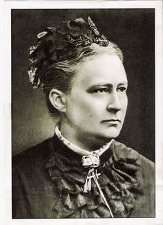 Minna Canth (19 March 1844 - 12 May 1897) was a Finnish writer and social activist.