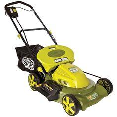 Sun Joe Mow Joe MJ409C 20-Inch Three-In-One Cordless Self Propelled Lawn Mower on Sale