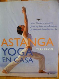 Astanga yoga en casa libro de segunda mano