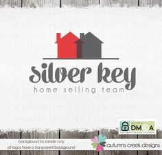 real estate logo house logo home logo realty Logo by autumnscreek