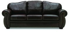 Camel Back Leather Seating - love the shape - want it in brown
