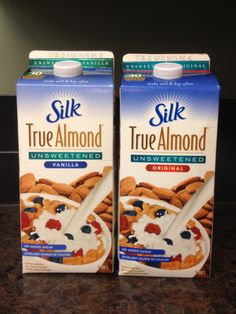 Only 1g of carbs per one cup. Great low carb alternative to milk. It's also great in coffee and shakes or smoothies.
