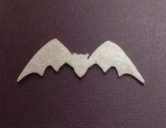NEW!!! Bat Felt Cut Out for wax dipping or other projects by 418Dreams on Etsy. Perfect for #Scentsy samples.